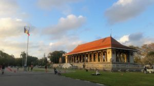 Independence square - things to do in colombo